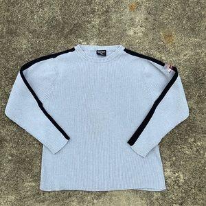 VTG Women's Polo Jeans Sweater Size XL